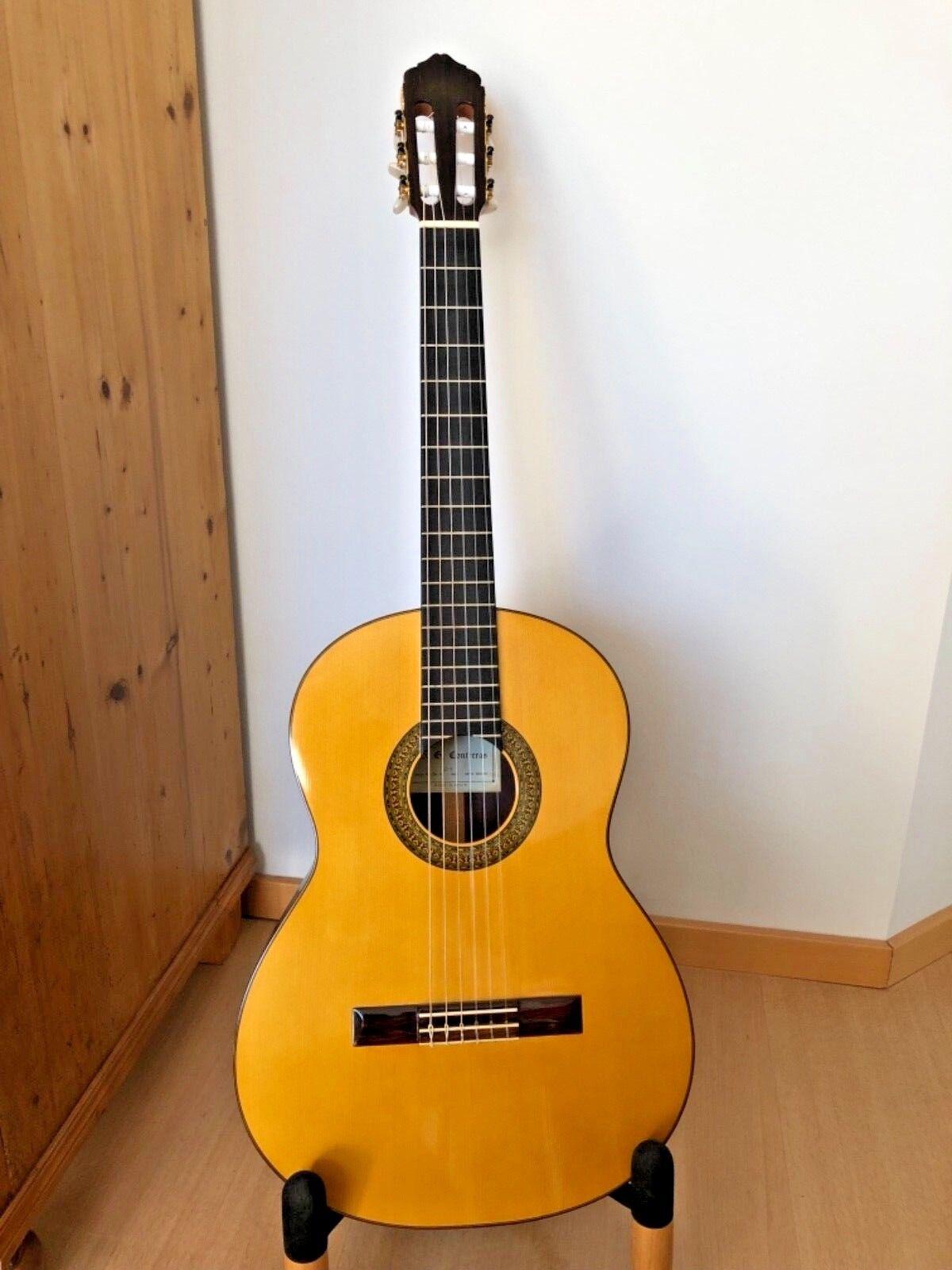 M. G. Contreras C4, Baujahr 1988 -spanische  Konzertgitarre - sehr guter Zustand