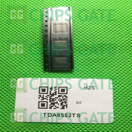SSOP20 2PCS NEW TDA8552TS PHI D//C:05