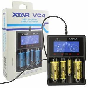 Fr-XTAR-VC4-USB-Li-Ion-Ni-MH-Battery-LCD-18350-CR123A-18650-Vape-Battery-Charger