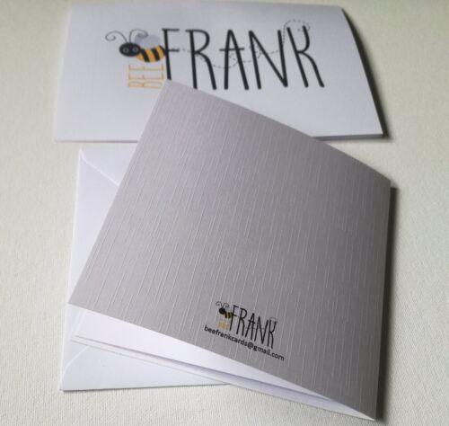 Sarcastic// Alternative//Divorce//Break Up Greetings Card //Congratulations! Rude
