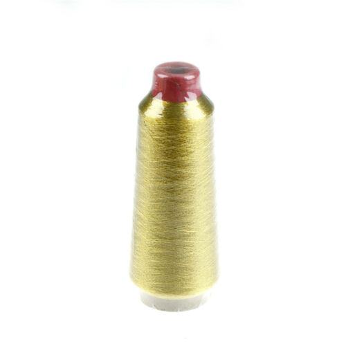 Gold//Silver Computer Cross-stitch Embroidery Threads 3000M Sewing Thread LineM/&C