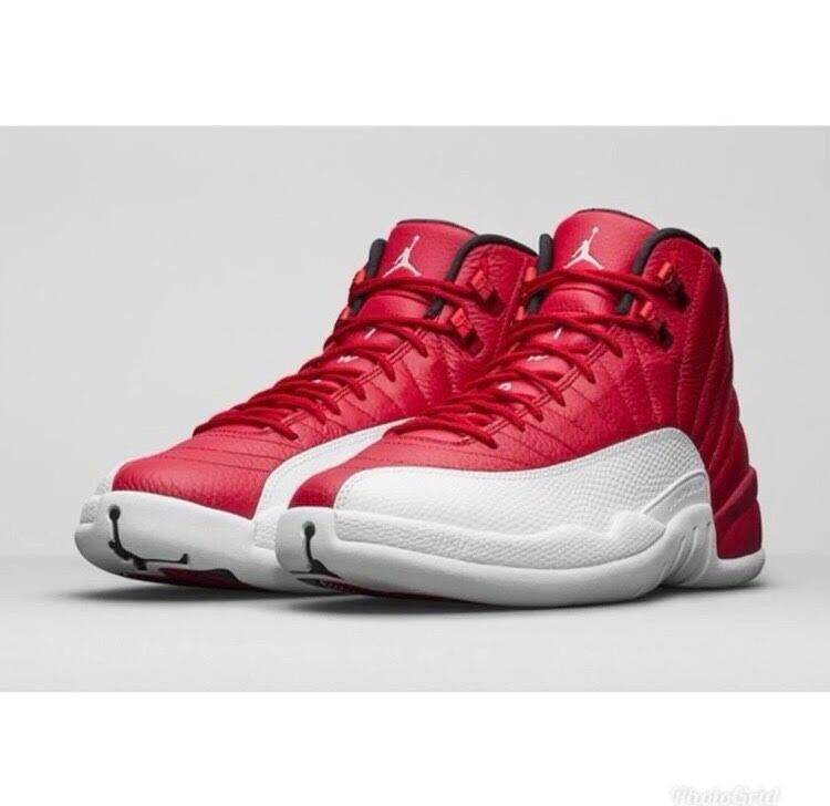 e9231ff5e7 Nike Air Jordan 12 Red Size 7 in grade school, preowned good condition.  nnslzn4176-new shoes