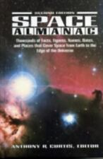 Space Almanac, Second Edition: Thousands of Facts, Figures, Names,-ExLibrary