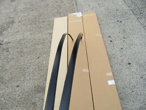 Roof-Mould-Black-Roof-Trim-VT-VX-Commodore-Sedan-LEFT-amp-RIGHT-SIDE-PAIR-GENUINE