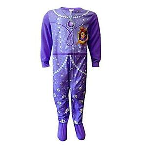Toddler Girls L//S Knit Pajama Set SOFIA THE FIRST Purple White 24 MO 3T 4T 5T