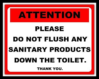 PLEASE LEAVE THIS TOILET CLEAN LOO BATHROOM RESTROOM METAL PLAQUE TIN SIGN 684