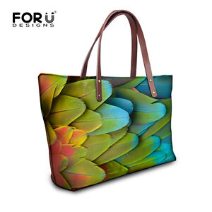 Image Is Loading Funky Designer Handbags Las Tote Beach Shoulder Bag