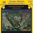 Sinfonie 1 von Bamberger Symphoniker,Jonathan Nott (2008)