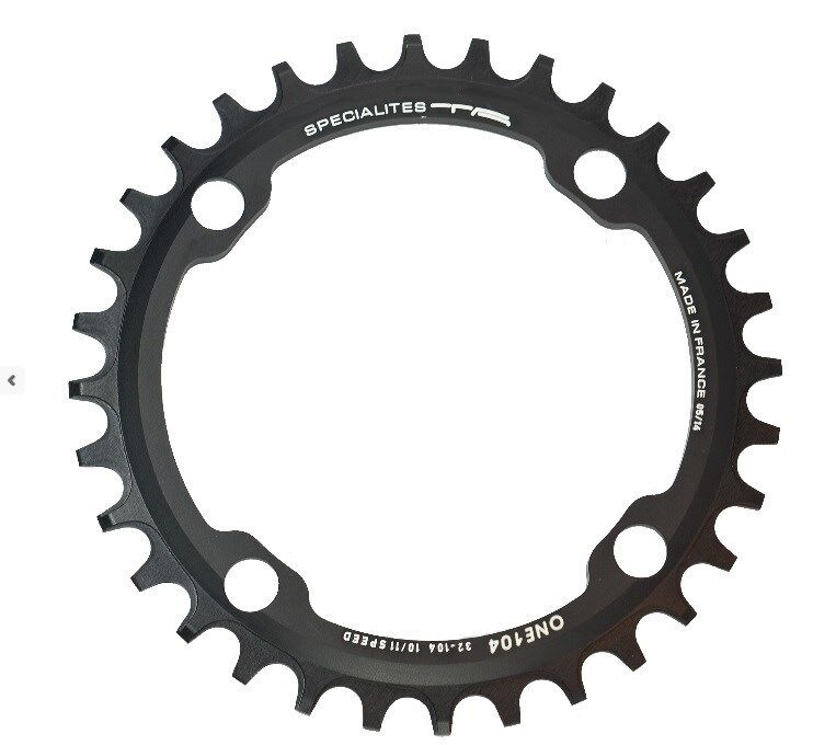 Specialites TA single MTB ONE 30T bicycle chainring 104 BCD 1x10 11