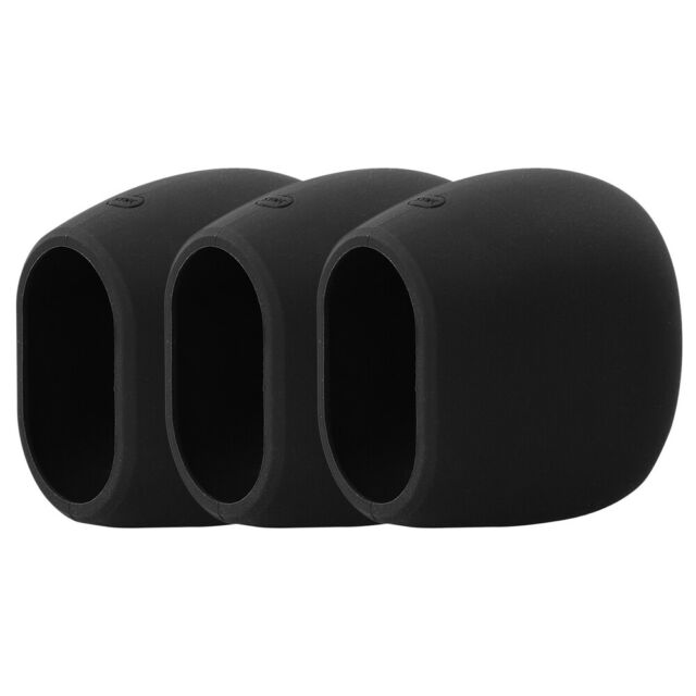 3 Silicone Protective Skins Covers for Arlo Wireless Cameras UV-Resistant D2U5