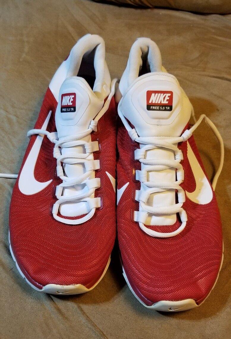 Nike uomini liberi 44 correre camminare territorio pulito