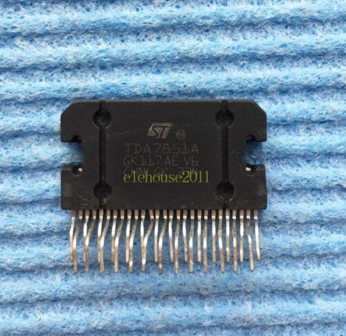 1pcs TDA7851A ST TDA7851 ZIP-27 IC Chip