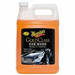 Meguiars G7101FFP Gold Class Car Wash 1 gallon