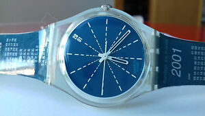 Swatch-VINTAGE-COLLECTION-1999-SWISS-MADE-GK-330-2000-amp-1-watch-NOS-MONTRE-RARE