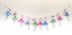 image is loading ballet bellerina dancing birthday girl paper banner party