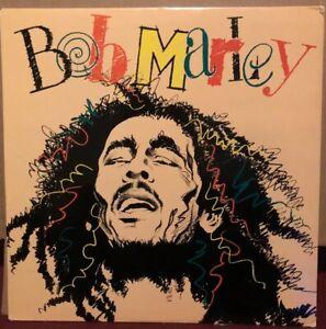 Bob-Marley-Self-Titled-Vinyl-LP-New-Sealed-1988-UrbanTek-SLAM-Unreleased-WAILERS
