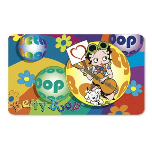 "Lenticular Betty Boop Hippy Groovy 2x4"" Refrigerator Magnet BB-207-MA"
