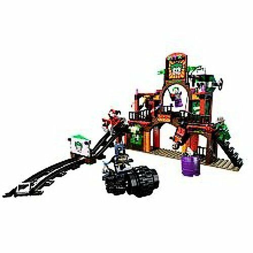 LEGO 6857 BATMAN THE DYNAMIC DUO FUNHOUSE ESCAPE IN STOCK BRAND NEW SEALED