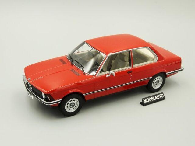 Bmw 316 E21 1978 Red Minichamps 107024100 Ebay