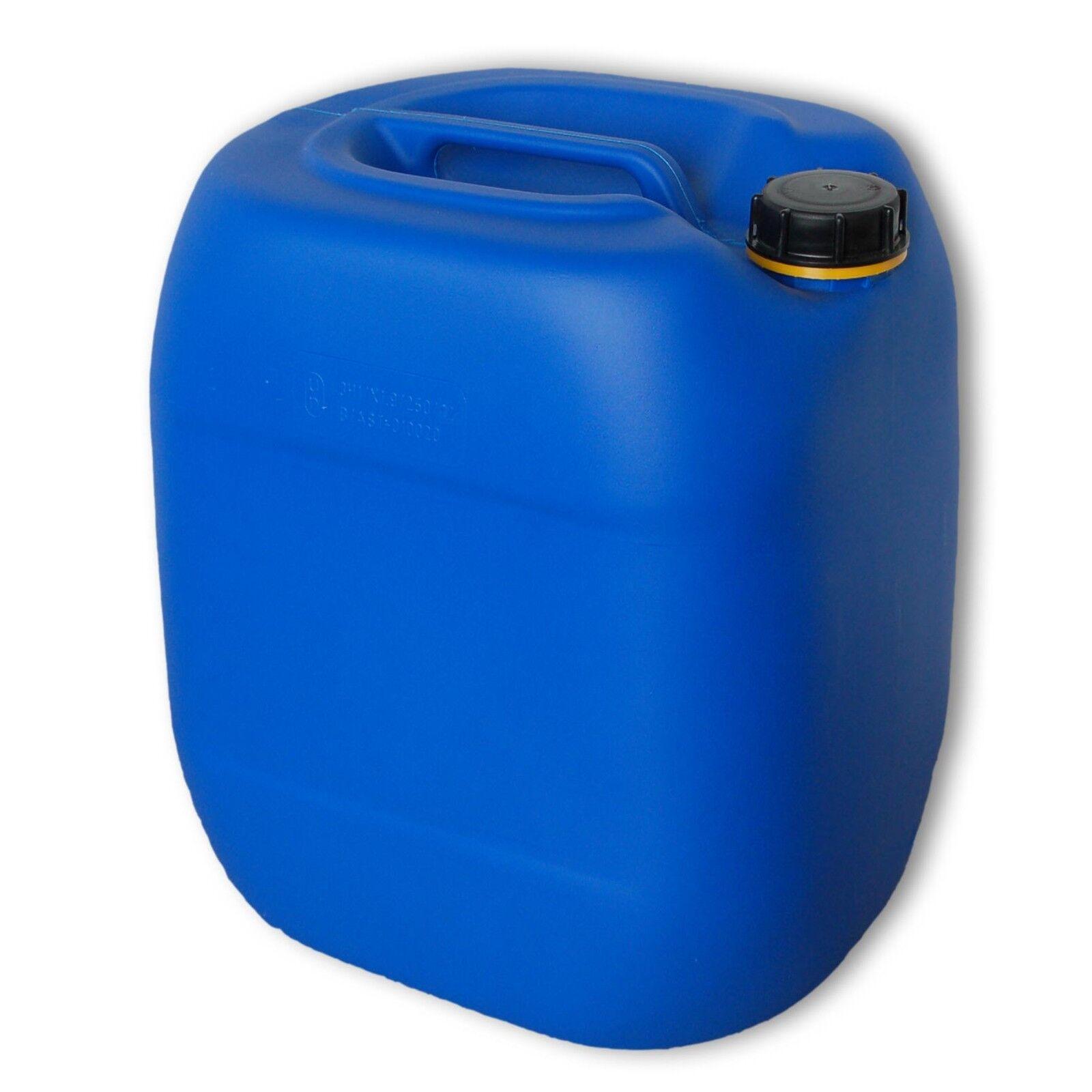 Bidon plastique 30 L, HDPE DIN 61 Bleu, HDPE L, alimentaire, fab. en Allemagne (22027) 901c41