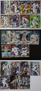 2018-Topps-Series-1-2-and-Update-Detroit-Tigers-Team-Set-of-22-Baseball-Cards