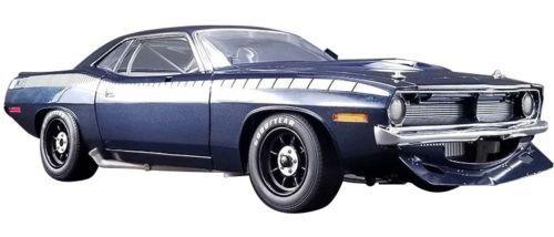 1970 Plymouth TRANS AM CUDA Street version Limited Ed. 510PC 1 18 par ACME A1806101B