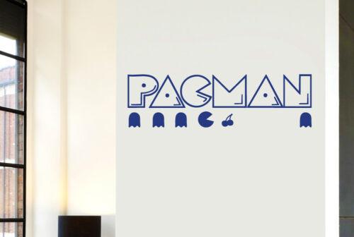 Wandaufkleber Pacman Wandtattoos