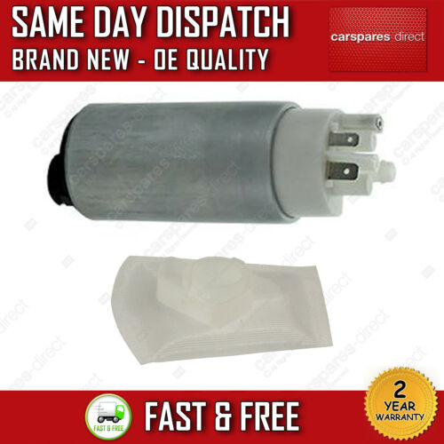 IN-TANK DIESEL FUEL PUMP FOR AUDI A4 A6 2.5 TDI 16116754762 *Filter Included*