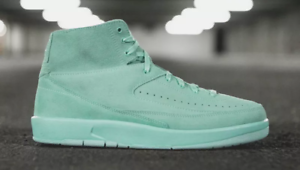 274014c29e9e 2017 Nike Air Jordan 2 II Retro Decon Mint Size 13. 897521-303. psny ...