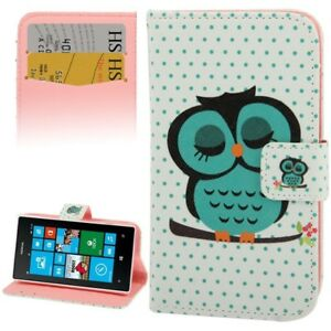Book-Style-Phone-Shell-Bumper-Flip-Horizontal-Cover-Pouch-For-Mobile-Nokia-Lumia
