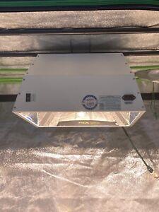 315w Ceramic Metal Halide Grow Light Fixture - 120v / 240v - Reflector & Ballast