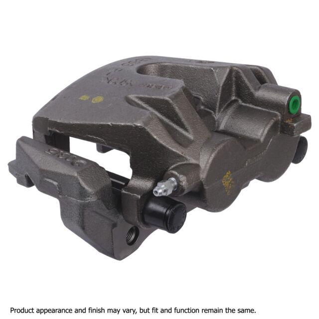 Disc Brake Caliper-Friction Choice Caliper w/Bracket Front Right Cardone Reman