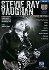 Stevie Ray Vaughan Classics Guitar Play DVD V43 Sheet Music