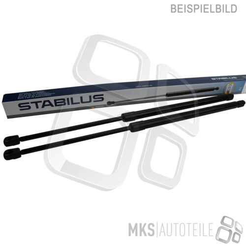 2 x STABILUS GASFEDER HECKKLAPPE KOFFER LADERAUM SET BEIDSEITIG AUDI 3882485
