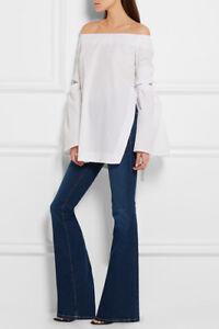 2355906d810d9 FRAME Denim London Los Angeles Womens Le High Flare Jeans Sz 25 NWT ...