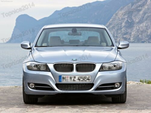 Front Bumper Headlight Washer Covers For BMW 3-Series E90 LCI MODEL 2008-2011