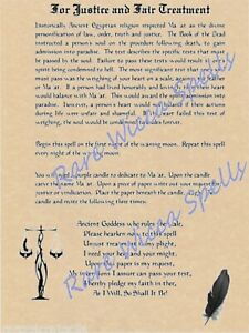 For-Justice-amp-Fair-Treatment-Healing-Spell-fr-Wicca-Book-of-Shadows-Pagan-Ritual
