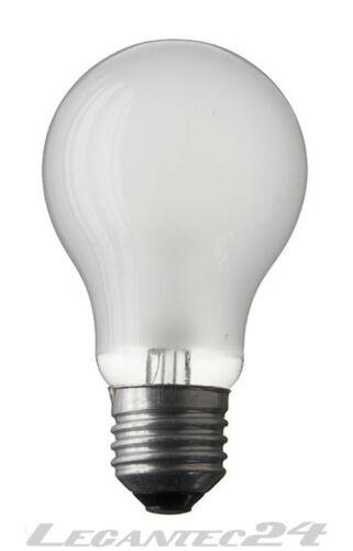 Glühlampe 12V 25W E27 60x105mm matt Glühbirne Lampe Birne 12Volt 25Watt neu