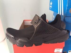 Se 42 Sock Black Flyknit Neu Schwarz Presto Womens 10 Gr Free Us Nike Dart Klett X85wSqt