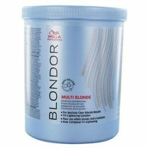 Wella Blondor Lightening Powder Hair Bleach 282 Oz 800gr X 1 Can