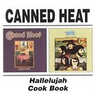 Hallelujah/Canned Heat Cookbook by Canned Heat (CD, Jul-2003, Beat Goes On)