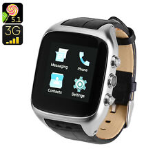 iMacwear M8 Watch Phone IP65 1.54 Inch DualCore  3G Android OS  5.1 WIFI 1GB RAM