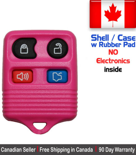 Shell Case 1x New Replacement Keyless Remote Key Fob For Ford Lincoln Mercury