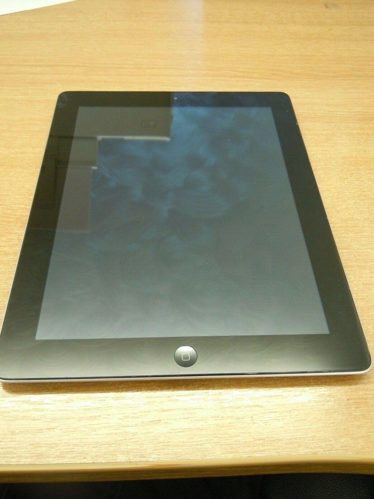 iPad: Apple iPad 2 64GB WiFi 9.7″ black tablet