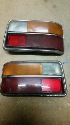 toyota corolla ke15 tail lights left and right side