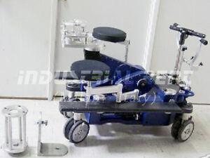 Rare-Hydraulic-Camera-Dolly-Carrello-Idraulico-Falcon-Slider-Track-Crane-Steady