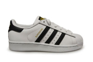 Image is loading Juniors-Adidas-Superstar-J-D96565-FTW-White-C-
