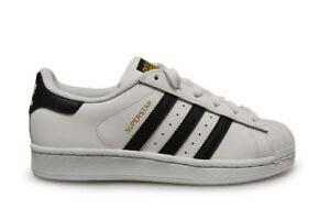 c4dcd3caa5d Juniors Adidas Superstar J - D96565 - Ftw Blanc C Baskets Noires