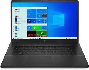 HP 17-cn0622ng Celeron N4020 256GB SSD Intel UHD-Grafik,17,3 Zoll HD+ Windows 10