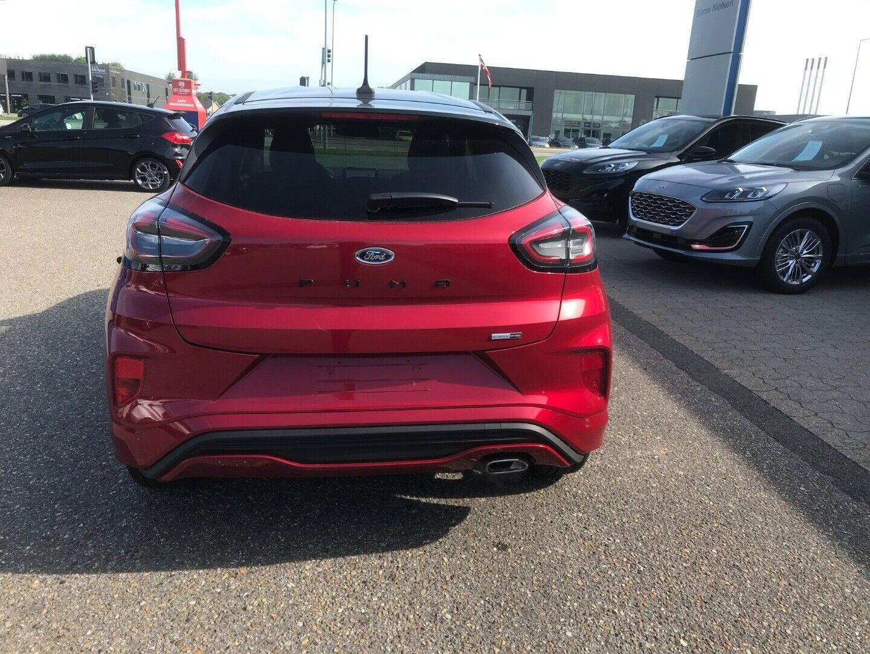 Ford Puma 1,0 EcoBoost mHEV ST-Line - billede 2